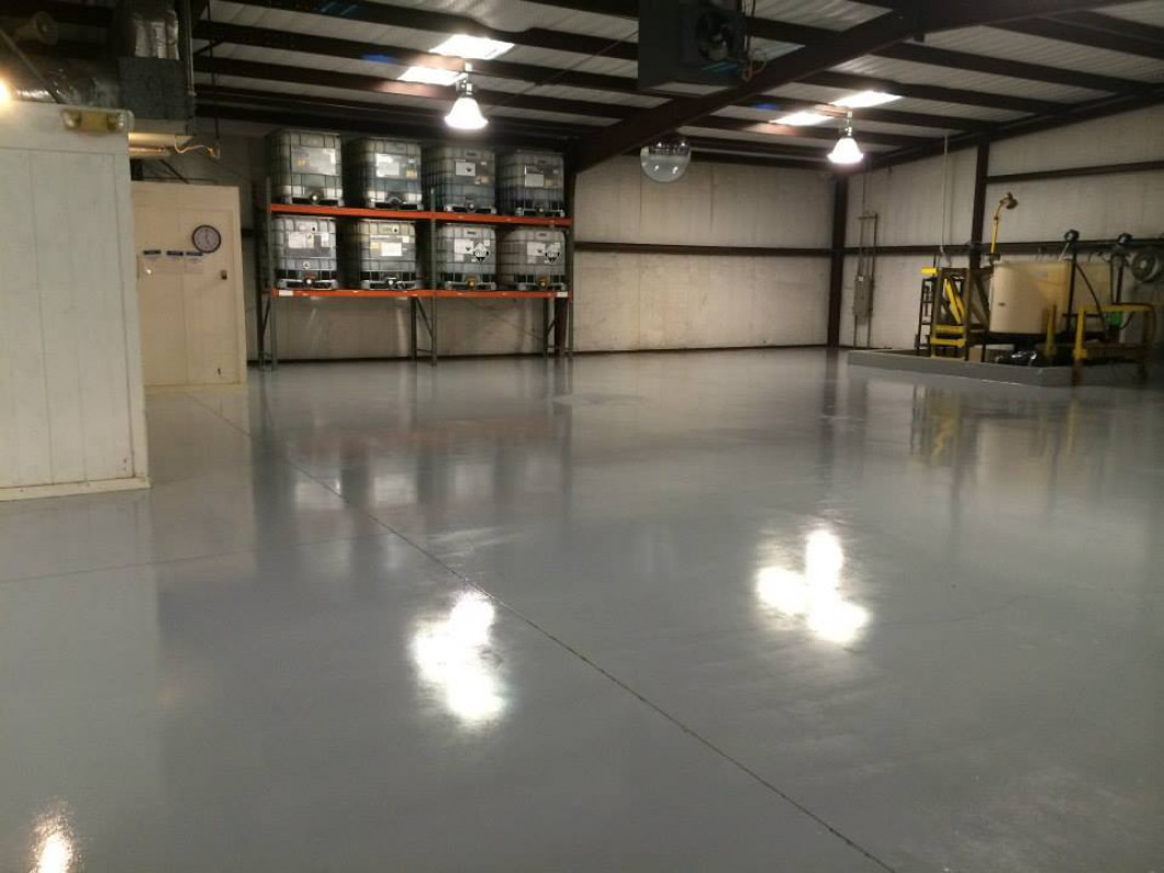Seamless floor coatings that fit any space and any need you have.