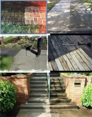 More Before & After Power Washing Images