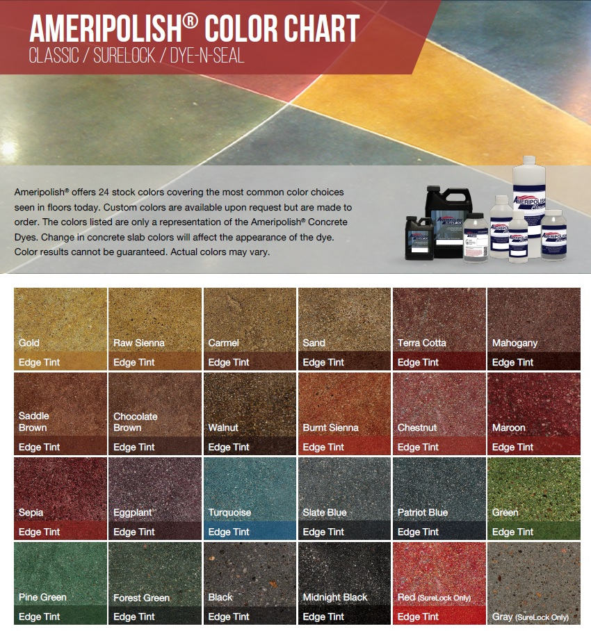 Color Charts Fort Worth Tx Lone Star Power Wash